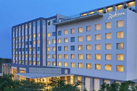 Radisson Agra ex Four point by Sheraton