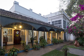 The Bangla à Chettinad Hôtel