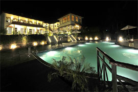 Ambatty Greens Resort coorg piscine
