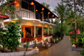 Paddington Resorts Spa coorg hotel