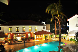 Citrus goa piscine